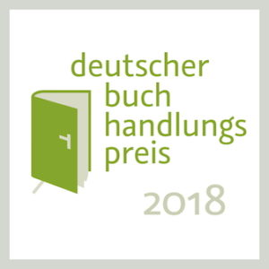 Deutscher Buchhandlungspreis 2018